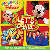 Playhouse Disney Let's Dance CD