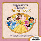 Disney's Princesses Sing Along CD
