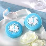 Blue Safari Baby Shower Measuring Tape