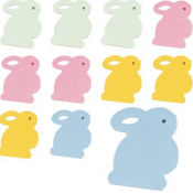 Bunny Notepads 24ct<span class=messagesale><br><b>46¢ per piece!</b></br></span>