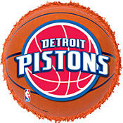 Detroit Pistons Pinata 18in