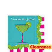 Margarita Beverage Napkins