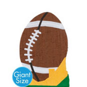 Giant Football Pinata 36in