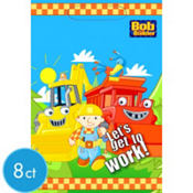 Bob the Builder Favor Bags 8ct