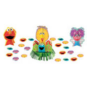 Sesame Street 1st Birthday Table Decoration Kit