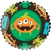 Ghoulish Gourmet Baking Cups 75ct