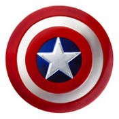 Child First Avenger Captain America Shield 12 3/4in