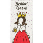 Birthday Queen Hankies