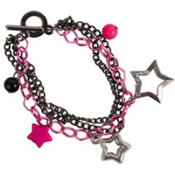 Multi Chain Star Bracelet