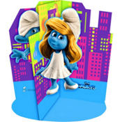 Smurfs Centerpiece 14in