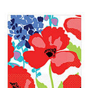 Floral Explosion Lunch Napkins 16ct