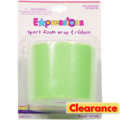 Green Foam Tape