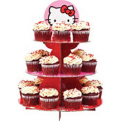 Hello Kitty Treat Stand Holds 24