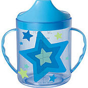 Boy 1st Birthday Sippy Cup 10oz