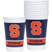 Syracuse Orange 20oz Cups 8ct