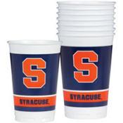Syracuse Orange 20oz Cups 8ct