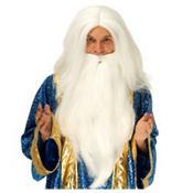 Wizard Wig & Beard