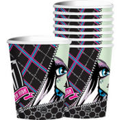 Monster High Cups 8ct