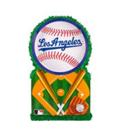Giant Los Angeles Dodgers Pinata 22in x 22in