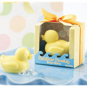 Rubber Ducky Soap Baby Shower Favor