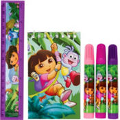 Dora the Explorer Stationery Set