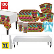 Tropical Tiki Grand Party Kit