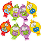 Uglydoll Blowouts 8ct