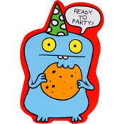 Uglydoll Invitations 8ct