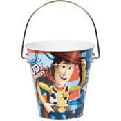 Toy Story Metal Pail
