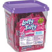 Wonka Strawberry Laffy Taffy 145ct