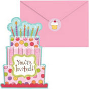 Sweet Stuff Invitations Value Pack