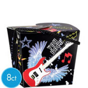Rocker Favor Boxes 8ct
