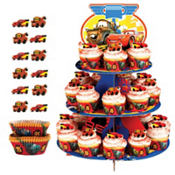 Cars Cupcake Kit For 24