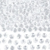 Clear Mini Gem Scatters 1oz