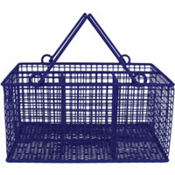 Blue Buffet Caddy 9in