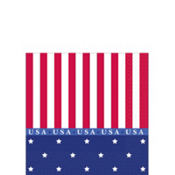 American Classic Beverage Napkins 16ct
