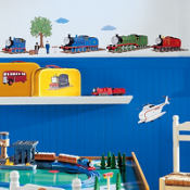 Thomas & Friends Wall Decals 27pc