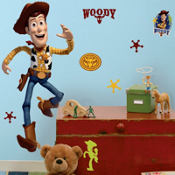 Toy Story Woody Wall Decals 25in