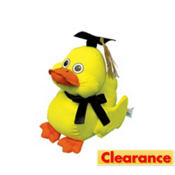 Graduation Autograph Duck 6in