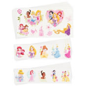 Disney Princess Tattoo Value Pack 72pc