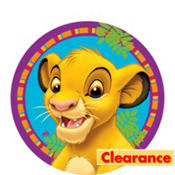 Lion King Dessert Plates 8ct