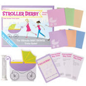 Stroller Derby Baby Shower Game