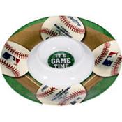 MLB Chip & Dip Platter