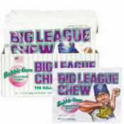 Grape Big League Chew 12ct