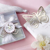 Butterfly Bookmark Wedding Favor