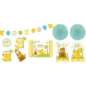 Lion King Baby Shower Room Decorating Kit 10pc