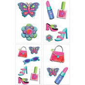 Glitzy Girl Tattoos 16ct