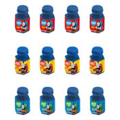Thomas the Tank Engine Bubbles 12ct