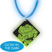 Toy Story Necklace with Glow Pendant