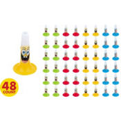 SpongeBob Party Horns 48ct